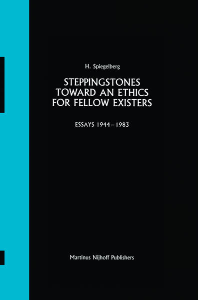Steppingstones Toward an Ethics for Fellow Existers - Coverbild