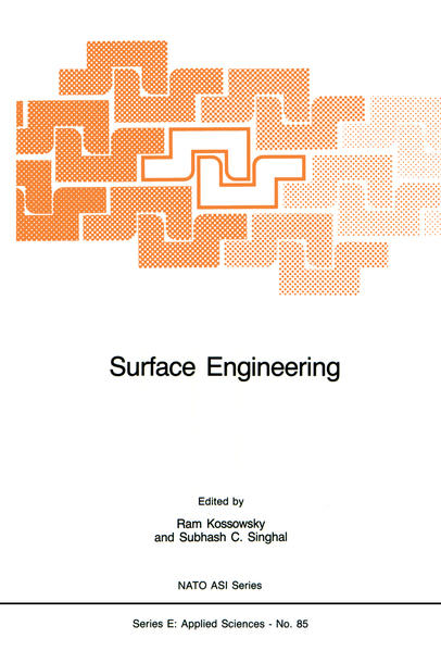 Surface Engineering - Coverbild