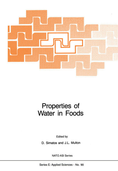 Properties of Water in Foods - Coverbild