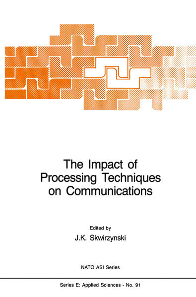 The Impact of Processing Techniques on Communications - Coverbild