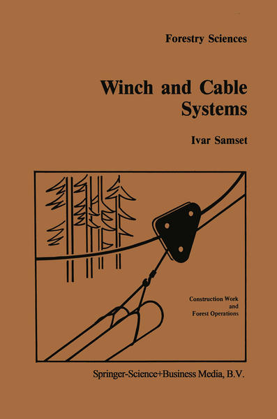 Winch and cable systems - Coverbild