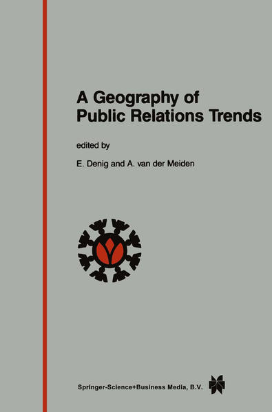 A Geography of Public Relations Trends - Coverbild