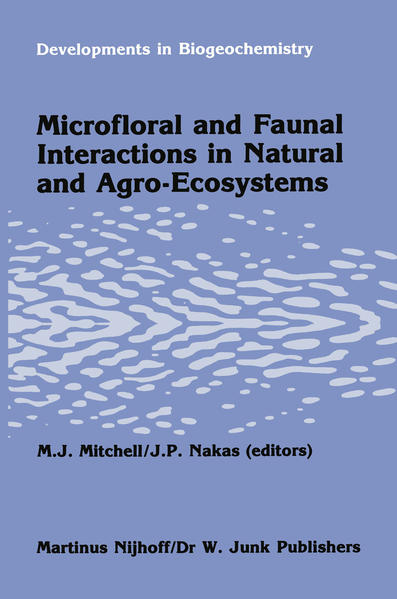 Microfloral and faunal interactions in natural and agro-ecosystems - Coverbild