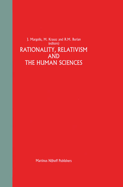 Rationality, Relativism and the Human Sciences - Coverbild