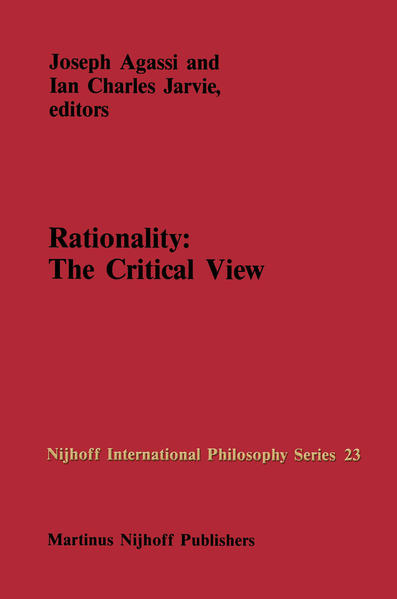 Rationality: The Critical View - Coverbild