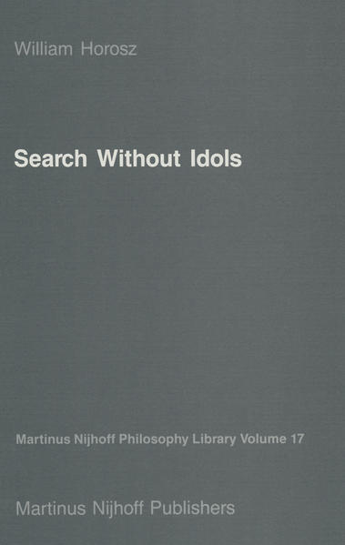 Search Without Idols - Coverbild
