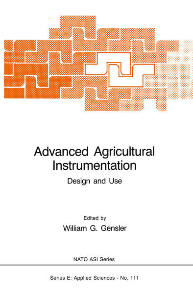 Advanced Agricultural Instrumentation - Coverbild