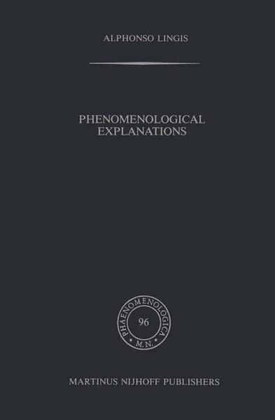 Phenomenological Explanations - Coverbild
