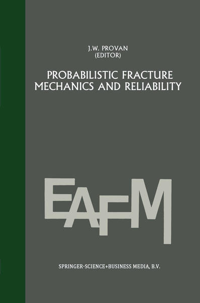 Probabilistic fracture mechanics and reliability - Coverbild