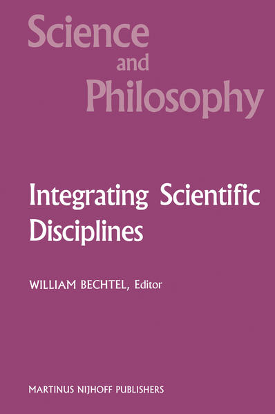 Integrating Scientific Disciplines - Coverbild