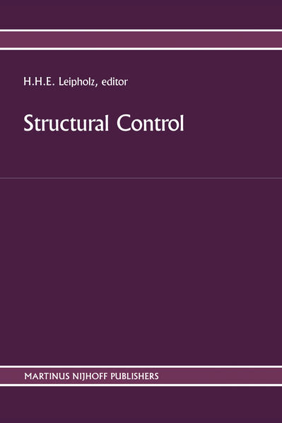Structural Control - Coverbild