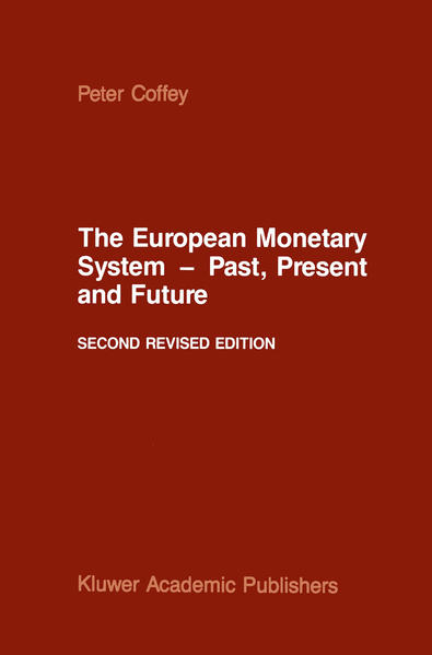 The European Monetary System — Past, Present and Future - Coverbild