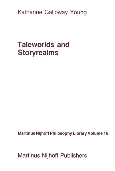 Taleworlds and Storyrealms - Coverbild