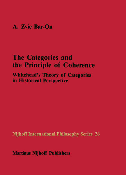 The Categories and the Principle of Coherence - Coverbild