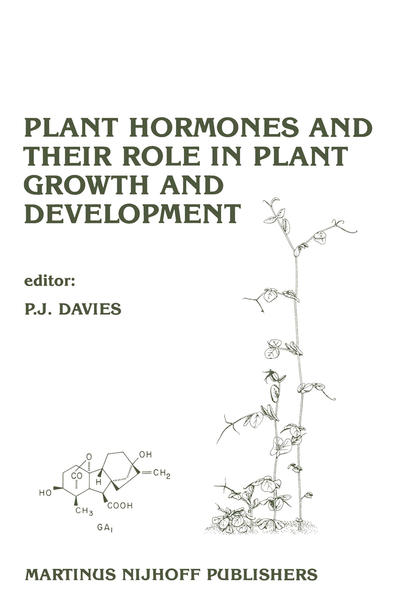 Plant Hormones and their Role in Plant Growth and Development - Coverbild