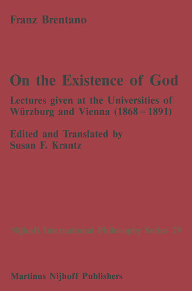 On the Existence of God - Coverbild