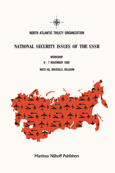 National Security Issues of the USSR - Coverbild