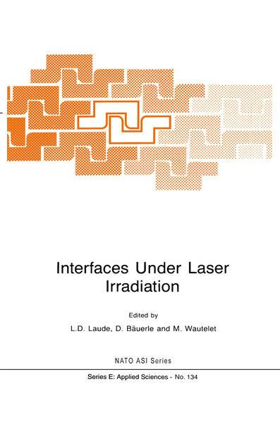Interfaces Under Laser Irradiation - Coverbild