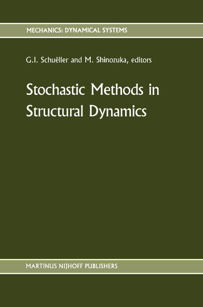 Stochastic Methods in Structural Dynamics - Coverbild