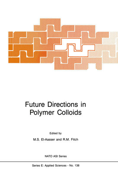 Future Directions in Polymer Colloids - Coverbild