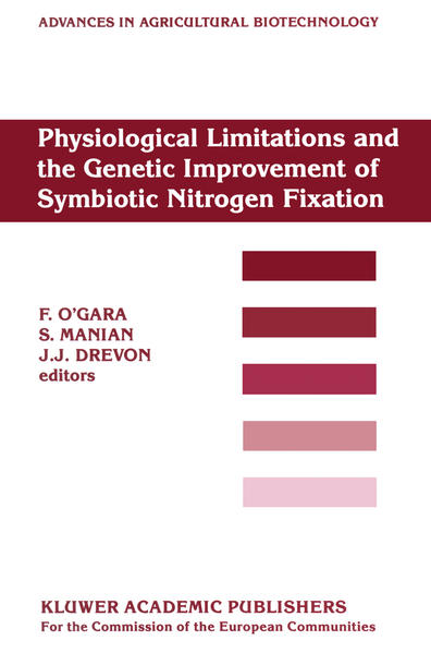 Physiological Limitations and the Genetic Improvement of Symbiotic Nitrogen Fixation - Coverbild