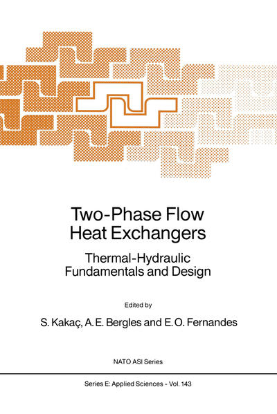 Two-Phase Flow Heat Exchangers - Coverbild