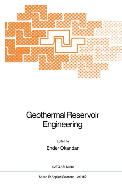 Geothermal Reservoir Engineering - Coverbild