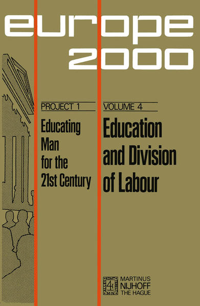 Education and Division of Labour - Coverbild