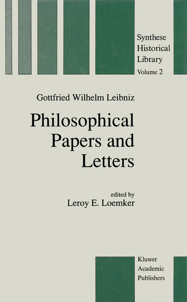 Philosophical Papers and Letters - Coverbild