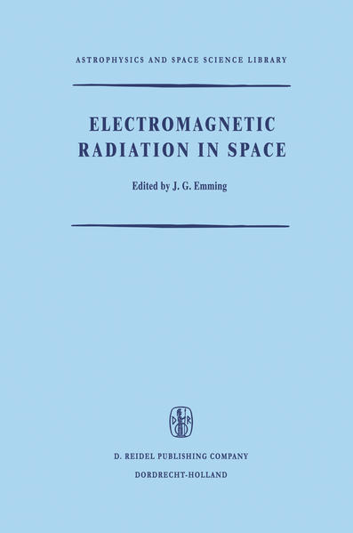 Electromagnetic Radiation in Space - Coverbild