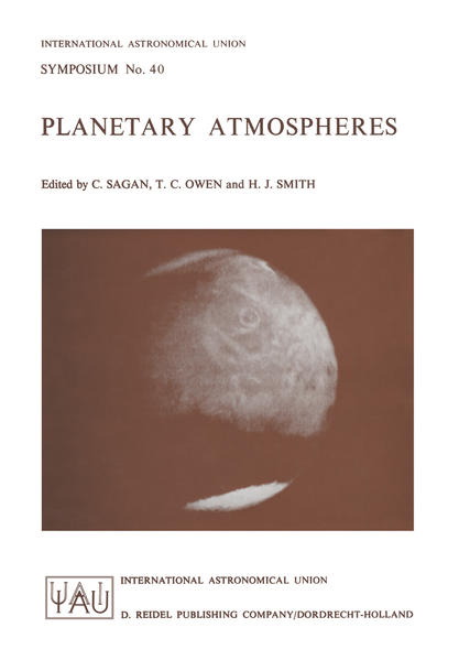 Planetary Atmospheres - Coverbild