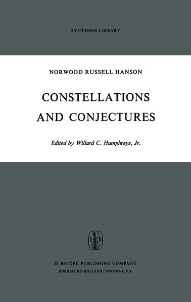 Constellations and Conjectures - Coverbild
