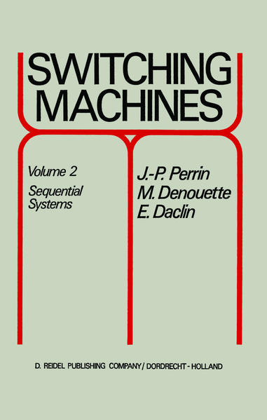 Switching Machines - Coverbild