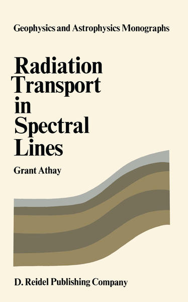 Radiation Transport in Spectral Lines - Coverbild