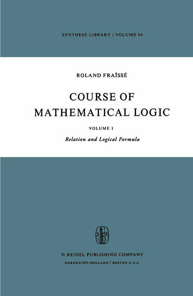 Course of Mathematical Logic - Coverbild