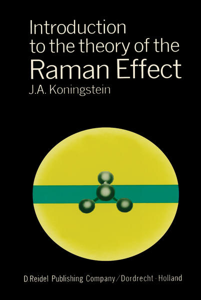 Introduction to the Theory of the Raman Effect - Coverbild