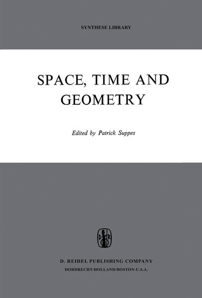 Space, Time, and Geometry - Coverbild