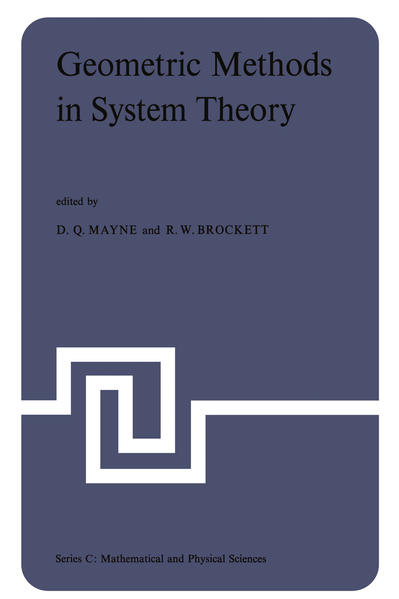 Geometric Methods in System Theory - Coverbild