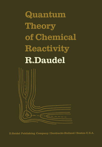 Quantum Theory of Chemical Reactivity - Coverbild