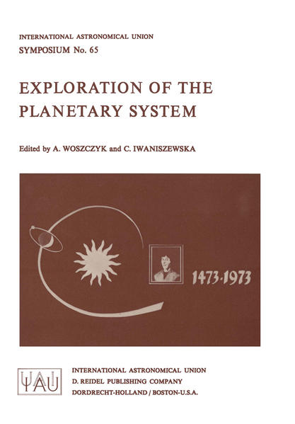 Exploration of the Planetary System - Coverbild