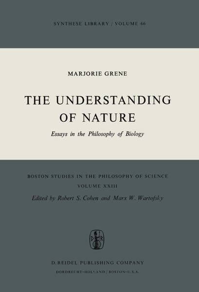 The Understanding of Nature - Coverbild