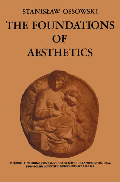 The Foundations of Aesthetics - Coverbild