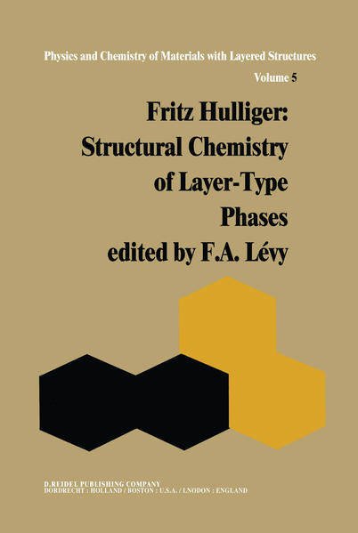 Structural Chemistry of Layer-Type Phases - Coverbild