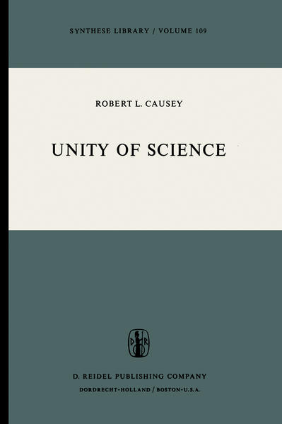 Unity of Science - Coverbild