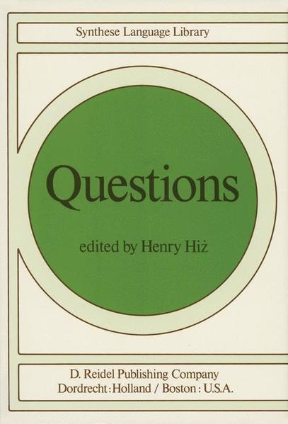 Questions - Coverbild