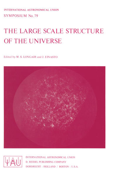 The Large Scale Structure of the Universe - Coverbild