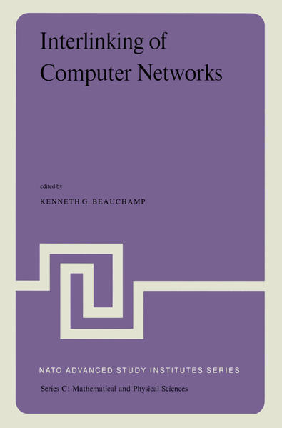 Interlinking of Computer Networks - Coverbild