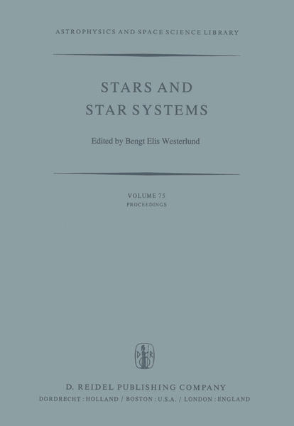 Stars and Star Systems - Coverbild