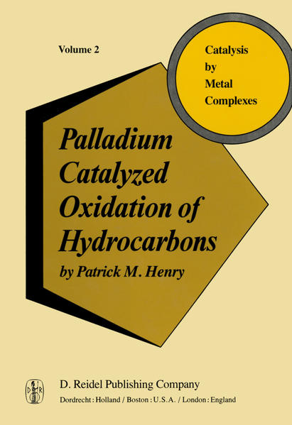 Palladium Catalyzed Oxidation of Hydrocarbons - Coverbild