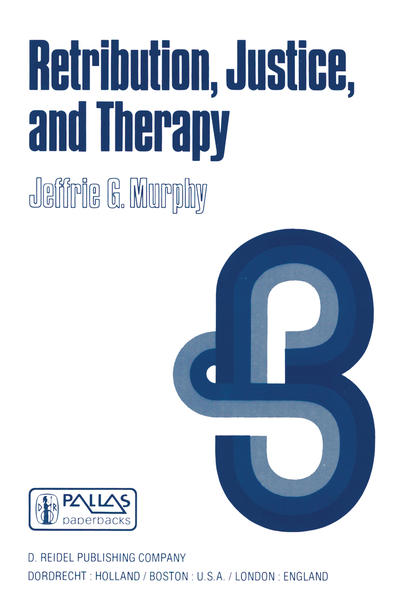 Retribution, Justice, and Therapy - Coverbild